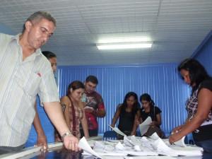 O empenho do presidente do SindMetal, Valdemir Santana, foi decisivo nesse processo.
