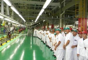 Os incentivos da Suframa não estão sendo revertidos em benefícios aos trabalhadores da Moto Honda da Amazônia.