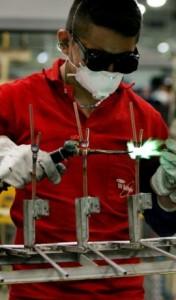 O Polo Eletroeletrônico registrou 41% dos empregos e metade do faturamento do PIM, de acordo com os indicadores da Suframa. Foto: Eraldo Lopes