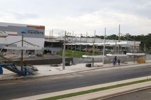 Os novos shoppings da cidade ofereceram oportunidades. Foto: Marcio Silva