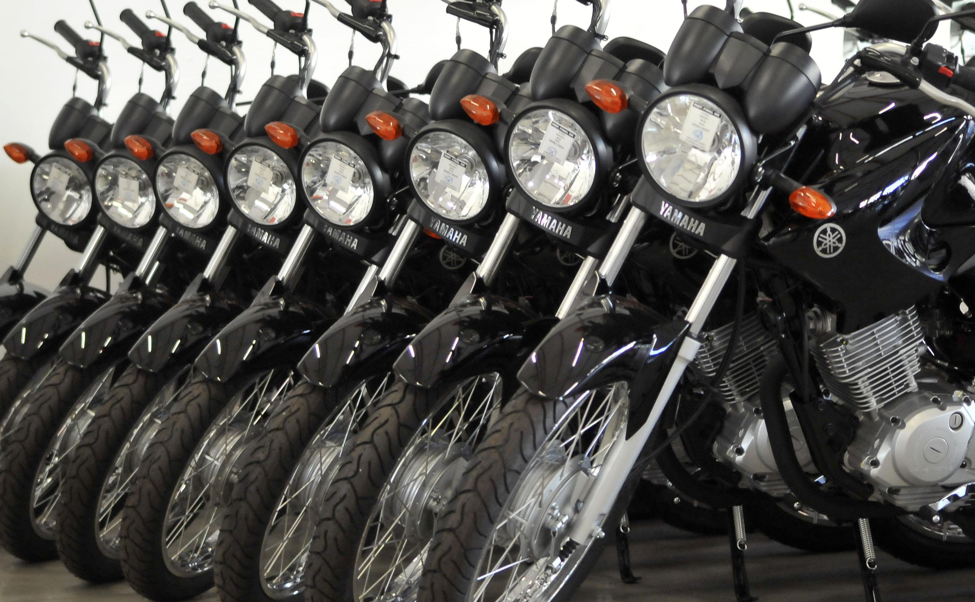 Revendedora de Motos. Foto-Gerson Oliveira 13-07-2012