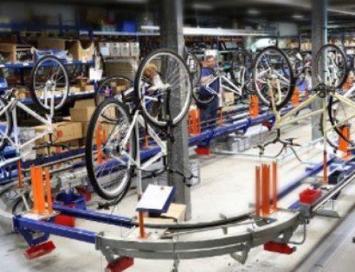 Produção de Bicicletas Tem Alta de 22,2% em maio