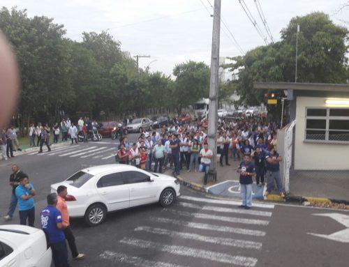 Dirigentes Sindicais do Sindmetal-AM continuam em Campanha Salarial nas empresas do Polo Industrial de Manaus