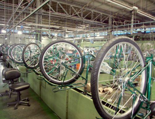 Produção de bicicletas no PIM começa a se recuperar e chega a 575 mil, em 2017