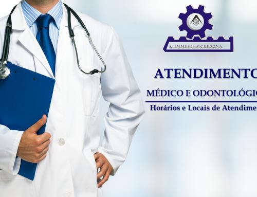 Serviços médicos, odontológicos e exames oferecidos aos associados do Sindmetal-Am e seus dependentes