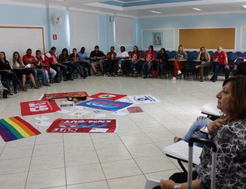 Metalúrgicos da CNM/CUT debatem estratégias de luta para eleições 2018