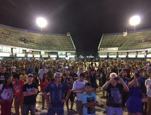 Dia do Trabalhador é comemorado com festa no Sambódromo de Manaus