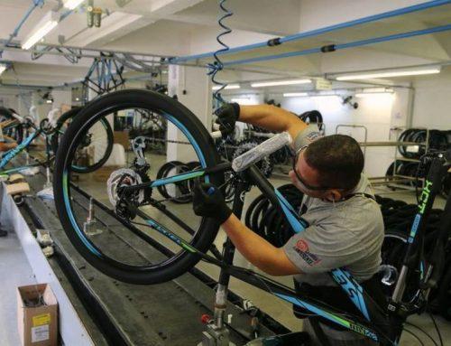 Produção de bicicletas no Polo Industrial de Manaus tem alta de 10,7% no 1° semestre de 2018