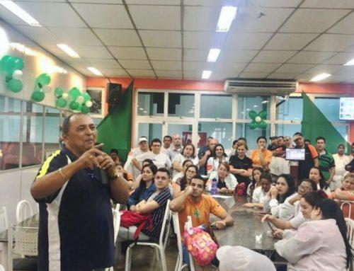 Valdemir Santana trabalha para ampliar o número de vagas no Distrito Industrial