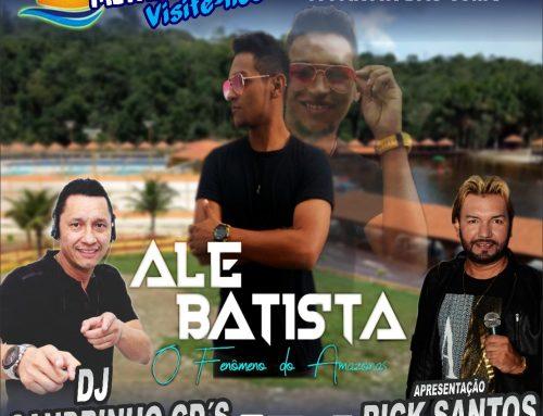 Neste fim de semana tem DJ e Música Ao Vivo no Clube dos Metalúrgicos