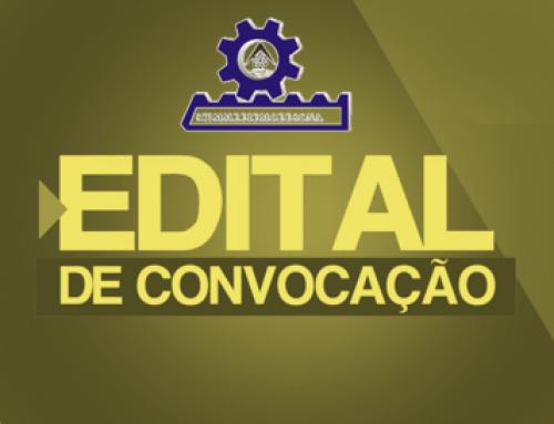 EDITAL DE CONVOCAÇÃO – ASSEMBLEIA GERAL EXTRAORDINÁRIA – FERMAZON FERRO E AÇO DO AMAZONAS LTDA – DIA 26 DE MARÇO DE 2019.