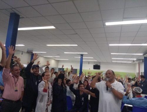 Assembleia Geral Extraordinária realizada na empresa UNICOBA DA AMAZONIA LTDA.
