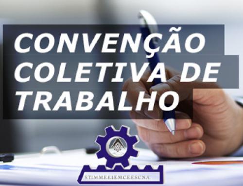 Convenção Coletiva de Trabalho – CCT – METALÚRGICAS DO ESTADO DO AMAZONAS 2018-2020.