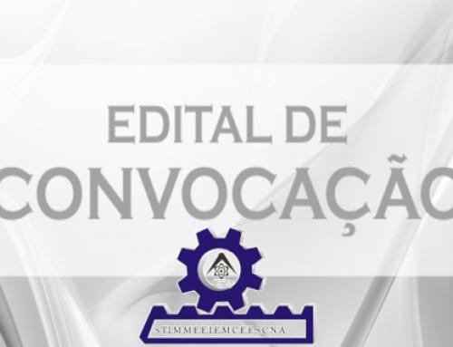EDITAL DE CONVOCAÇÃO – ASSEMBLEIA GERAL EXTRAORDINÁRIA – SAWEM USINAGEM DA AMAZÔNIA LTDA, – DIA 17 DE JUNHO DE 2019.