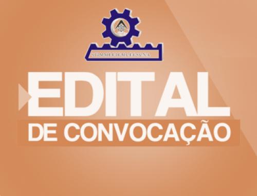 EDITAL DE CONVOCAÇÃO – ASSEMBLEIA GERAL EXTRAORDINÁRIA – CALLIDUS IND COM E SERV DE PLACAS E COMP. DE INFORMÁTICA LTDA – DIA 11 DE OUTUBRO DE 2019.