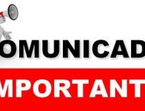 Comunicado de Cancelamento da Convocação da Assembleia Geral  Extraordinária – MASA DA AMAZÔNIA LTDA (MATRIZ) E MASA DA AMAZÔNIA LTDA (FILIAL)