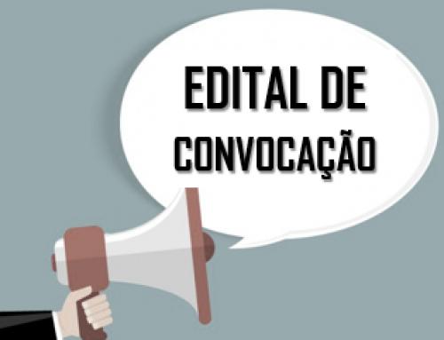 EDITAL DE CONVOCAÇÃO – ASSEMBLEIA GERAL EXTRAORDINÁRIA – BRUDDEN DA AMAZÔNIA LTDA – DIA 14 DE NOVEMBRO DE 2019.
