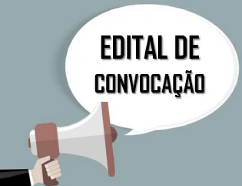 EDITAL DE CONVOCAÇÃO – ASSEMBLEIA GERAL EXTRAORDINÁRIA – INTELBRAS S/A – INDUSTRIA DE TELECOMUNICAÇÃO ELETRONICA BRASILEIRA – DIA 14 DE NOVEMBRO DE 2019.