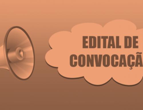 EDITAL DE CONVOCAÇÃO – ASSEMBLEIA GERAL EXTRAORDINÁRIA – ITA INDUSTRIA DE IMPRESSORAS TECNOLOGIAS DA AMAZÔNIA – DIA 12 DE NOVEMBRO DE 2019.