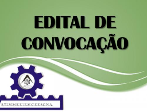 EDITAL DE CONVOCAÇÃO – ASSEMBLEIA GERAL EXTRAORDINÁRIA – MITSUBA DO BRASIL LTDA – DIA 21 DE FEVEREIRO DE 2020.
