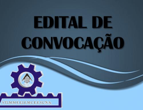 EDITAL DE CONVOCAÇÃO – ASSEMBLEIA GERAL EXTRAORDINÁRIA – VISTEON AMAZONAS LTDA – DIA 27 DE JANEIRO DE 2020.