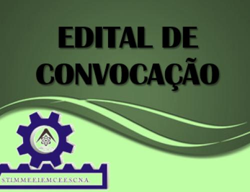EDITAL DE CONVOCAÇÃO – ASSEMBLEIA GERAL EXTRAORDINÁRIA – DOWERTECH DA AMAZÔNIA IND. DE INST. ELET. LTDA, – DIA 13 DE FEVEREIRO DE 2020.