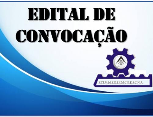 EDITAL DE CONVOCAÇÃO – ASSEMBLEIA GERAL EXTRAORDINÁRIA – MK ELETRODOMÉSTICOS LTDA, – DIA 18 DE FEVEREIRO DE 2020.