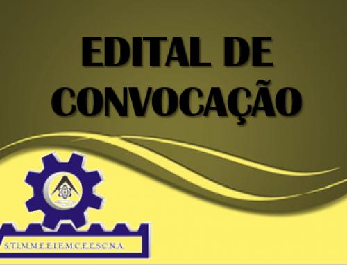 EDITAL DE CONVOCAÇÃO – ASSEMBLEIA GERAL EXTRAORDINÁRIA – ELECTROLUX DO BRASIL S.A – DIA 14 DE FEVEREIRO DE 2020.