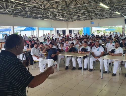Assembleia Geral Extraordinária realizada na empresa SCORPIOS DA AMAZONIA LTDA, 11 de fevereiro de 2020.