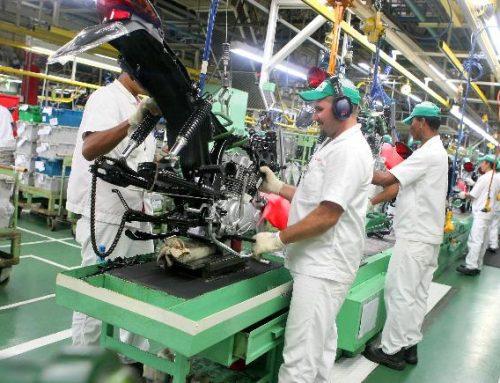 Moto Honda da Amazônia suspende a produção de motocicletas no Brasil em função dos impactos da pandemia do Covid-19