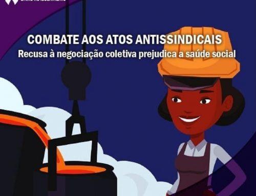 Combate aos Atos Antissindicais