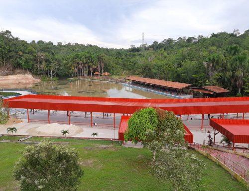 Obras de manutenção e melhorias nas instalações do Clube dos Metalúrgicos do Amazonas