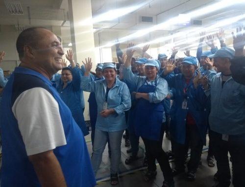 Sindicato dos Metalúrgicos apresenta Reivindicações a empresas do PIM