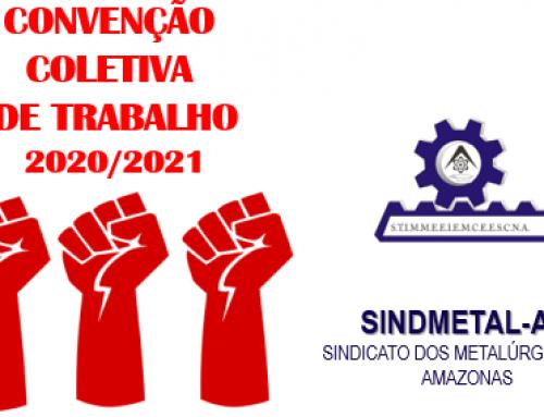 Sindmetal em negociações com sindicatos patronais para Convenção Coletiva 2020-2021