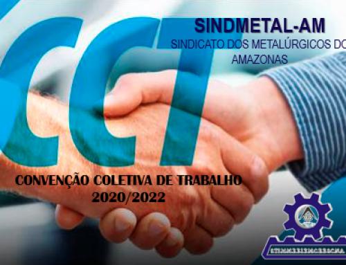 Convenção Coletiva de Trabalho – CCT – Metalúrgica e Naval 2020-2022