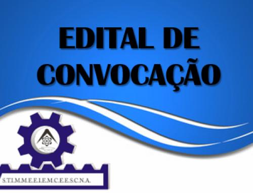 EDITAL DE CONVOCAÇÃO – ASSEMBLEIA GERAL EXTRAORDINÁRIA – THYSSENKRUPP ELEVADORES – DIA 19 DE OUTUBRO DE 2020