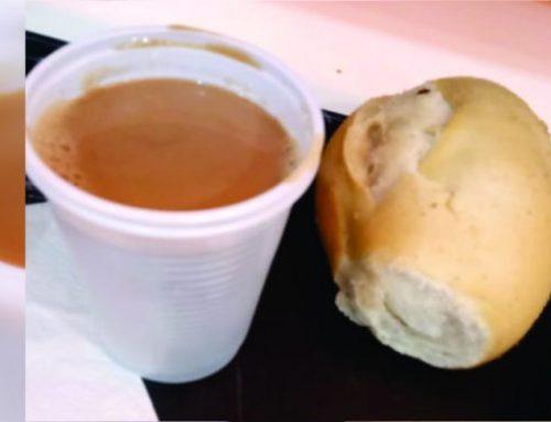 Flextronics ensina a P&G servir 'sopa-no-copo' e criar emprego temporário (vídeo)