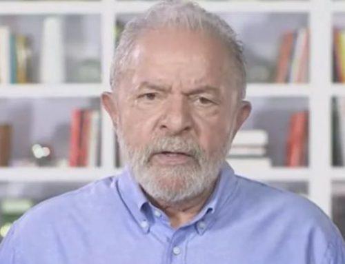 """""""Já reconstruímos o Brasil uma vez e vamos reconstruir de novo"""", diz Lula"""