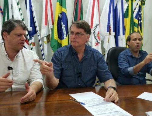 Bolsonaro ameaça amazonenses ao pretender acabar com Zona Franca de Manaus