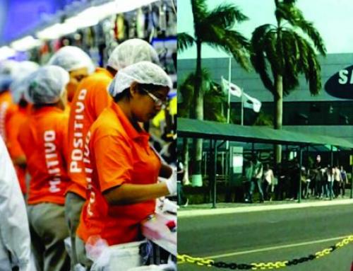 Fábricas do PIM lançam seus trabalhadores na 'linha de tiro' das Facções
