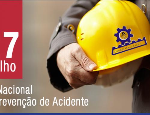 27 de julho: Dia Nacional da Prevenção ao Acidente de Trabalho