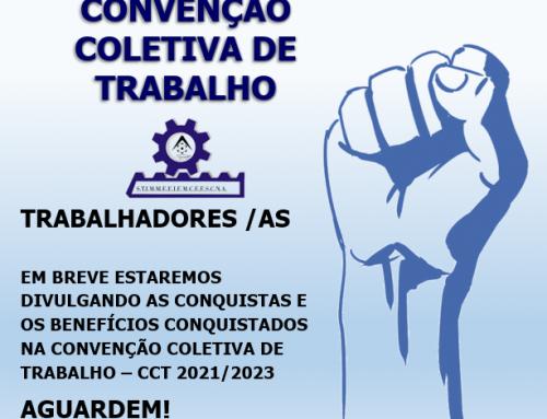 AVISO – TRABALHADORES / TRABALHADORAS