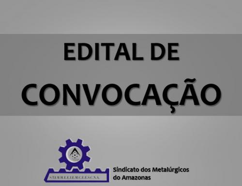EDITAL DE CONVOCAÇÃO – ASSEMBLEIA GERAL EXTRAORDINÁRIA DA EMPRESA DAFRA DA AMAZÔNIA INDÚSTRIA E COMÉRCIO DE MOTOCICLETAS LTDA.