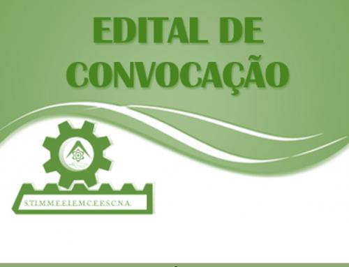 EDITAL DE CONVOCAÇÃO – ASSEMBLEIA GERAL EXTRAORDINÁRIA DA EMPRESA SALCOMP INDUSTRIAL ELETRÔNICA DA AMAZÔNIA LTDA