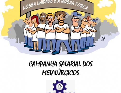 Campanha Salarial dos Metalúrgicos demonstra importância da Negociação Coletiva